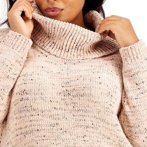 Calvin Klein Plus Size Cowlneck Sweater - 3XL NWT